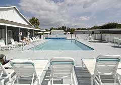 East Lake Landings Pool